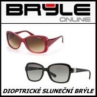 Dioptrické sluneční brýle
