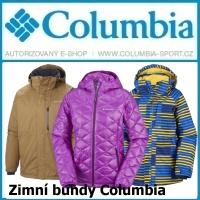 zimní bundy Columbia