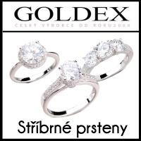 stribrne prsteny