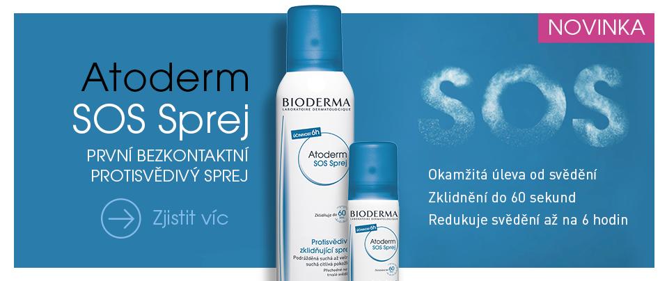 5cd30214927ef Tip na atopický ekzém - Bioderma Atoderm SOS Vás zbaví svědění    kosmetika-francie.cz