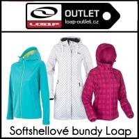 softshellové bundy loap