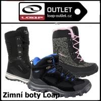 zimní boty Loap