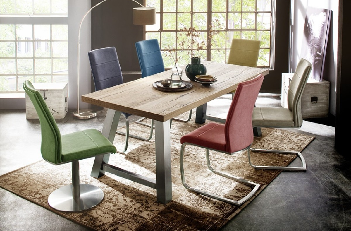 jídelní židle ekokůže