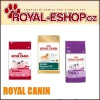 Krmivo Royal Canin