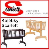 KOLÉBKY SCARLETT