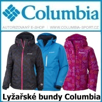 lyžařské bundy Columbia