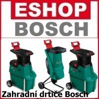 zahradní drtiče Bosch